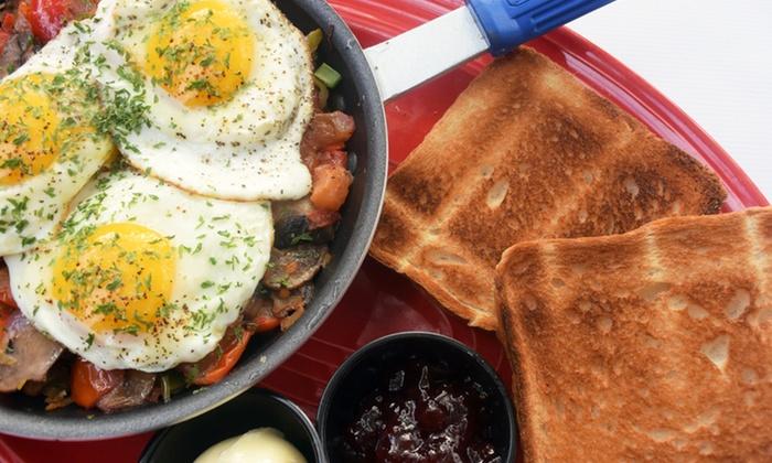 Tilly's Po'Boys - Calumet City: $11 for $20 Worth of Brunch Food at Tilly's Restaurant