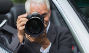 Unique Surveillance: Four Hours of Private Investigation Work with Consultation from Unique Surveillance LLC (45% Off)