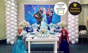Happy Birthday Festas: Happy Birthday Festas – Duque de Caxias II: decoração para buffet infantil em 12x sem juros de R$ 46,58