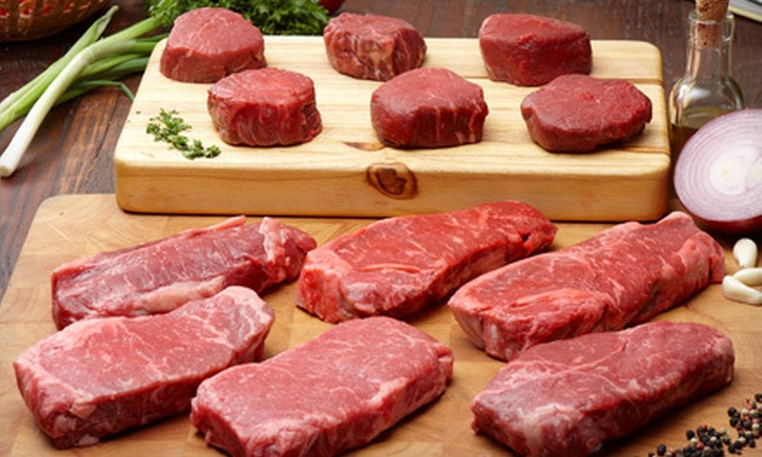 All-Natural, Pasture-Raised Steak Bundles: Standard, Premium, or Deluxe Steak Bundle (Up to 55% Off). Free Shipping.