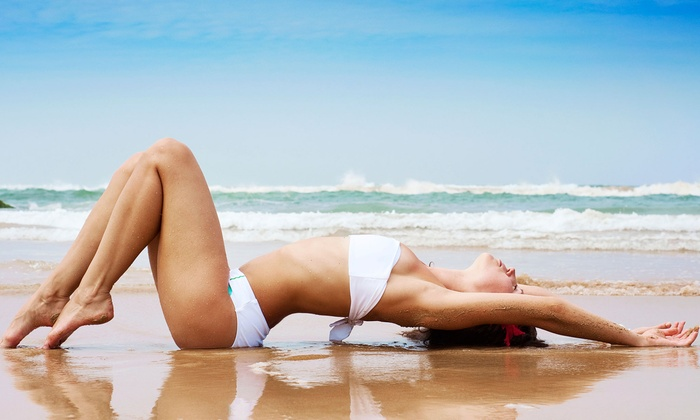 Amplify Spa - Portage: One, Two, or Three Months of Unlimited UV Tanning at Amplify Spa (Up to 52% Off)