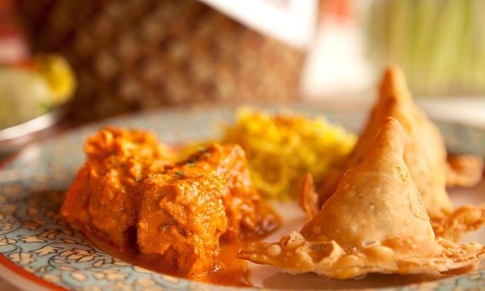 Mustafa Restaurant - Northwest Side: $11 for $20 Worth of Indian-Pakistani Cuisine at Mustafa Restaurant