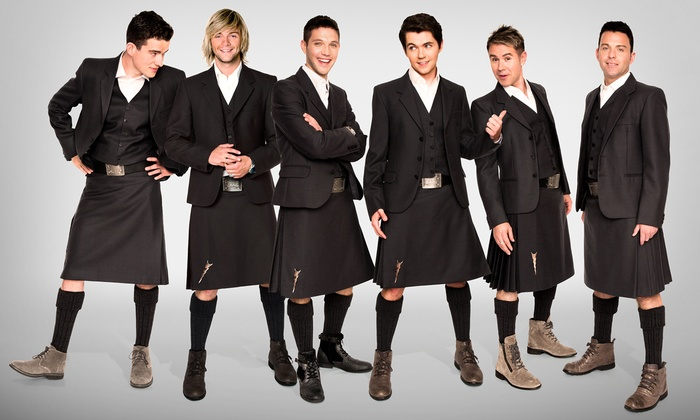 The Very Best of Celtic Thunder - Springfield Symphony Hall: The Very Best of Celtic Thunder Tour 2015 at Springfield Symphony Hall on April 6 at 7:30 p.m. (Up to 41% Off)