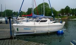 Stowarzyszenie Klub Wodny Enif: Kurs na stopień żeglarza jachtowego (589,99 zł) lub sternika motorowodnego (399,99 zł) w Stowarzyszeniu Klub Wodny Enif