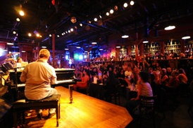 One Pelham East and Studio 3 Venue: Dueling Pianos for Four or Five at One Pelham East and Studio 3 Venue (Up to 50% Off). Four Options Available.