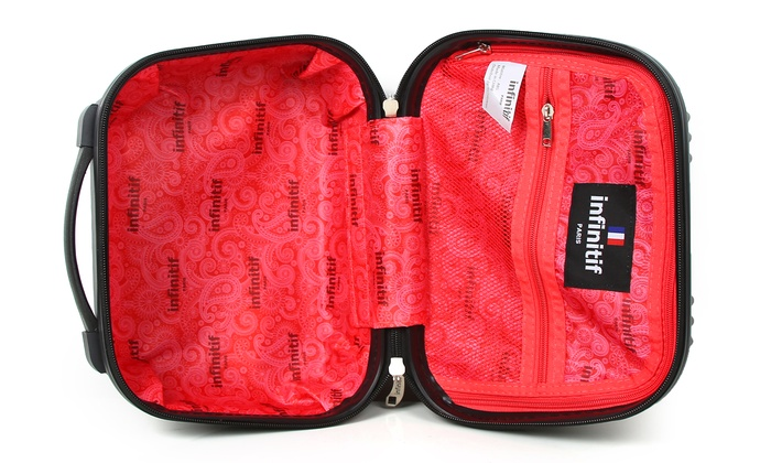 Da Beauty ViaggioGroupon Rigido Goods Case dBrCeWox