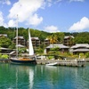Stay at Discovery at Marigot Bay Hotel in St. Lucia