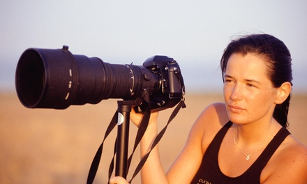 60-Minute Outdoor Photo Shoot at Up to Two On-site Locations from I Heart Charleston (70% Off)