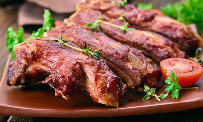 20% Cash Back at House of Ribs