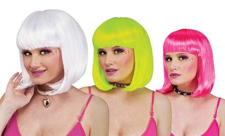 Halloween Neon Wigs