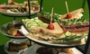 T-Neer - Sierra Madre: Afternoon Tea for Two or Four People at T-Neer (Up to 37% Off)