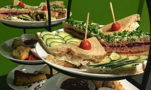 T-Neer: Afternoon Tea for Two or Four People at T-Neer (Up to 37% Off)