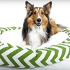 Up to 56% Off a Majestic Pet Bagel Bed