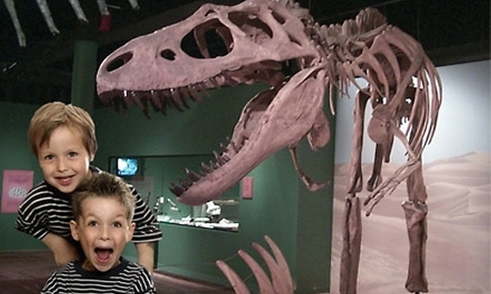 South Carolina State Museum - The Congaree Vista: One-Year Individual or Family Membership to the South Carolina State Museum (Up to 51% Off)