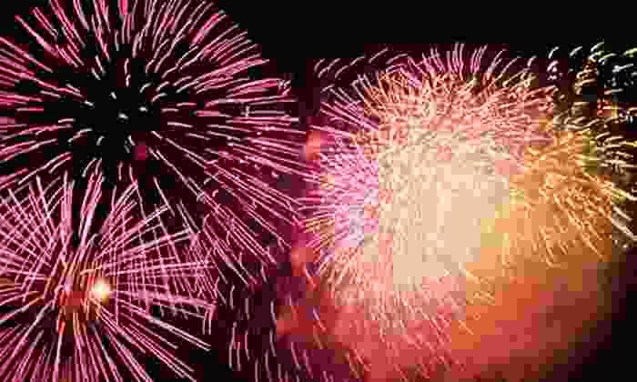 Davey Jones Fireworks Superstore - Multiple Locations: $20 for $40 Worth of Fireworks at Davey Jones Fireworks Superstore