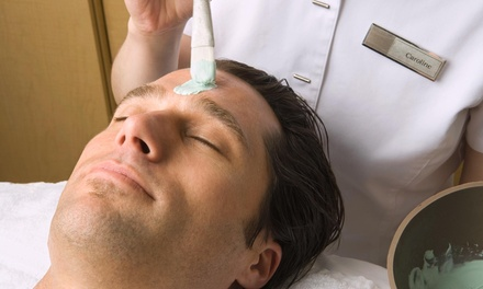 45-Minute Men's Facial from Edith Skin Care (46% Off)
