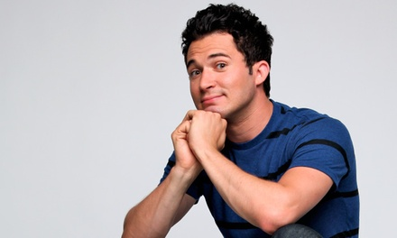 Magician Justin Willman at Wilbur Theatre on Friday, April 10, at 7:30 p.m. (Up to 47% Off)
