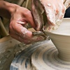 51%55% Off Pottery-Wheel Class for Two