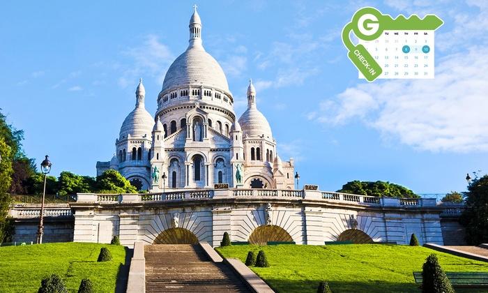H Tel 4 Paris In Paris Ile De France Groupon Getaways