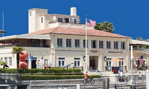 Santa Barbara Maritime Museum: Visit for Adults and Kids to Santa Barbara Maritime Museum (Up to 47% Off). Three Options Available.