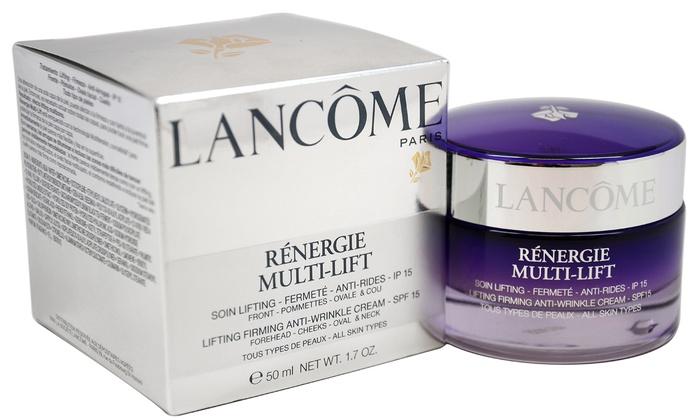 Lancôme Rénergie Multi-Lift Lifting and Firming Antiwrinkle Cream: Lancôme Rénergie Multi-Lift Lifting and Firming Antiwrinkle Cream (1.7oz.)