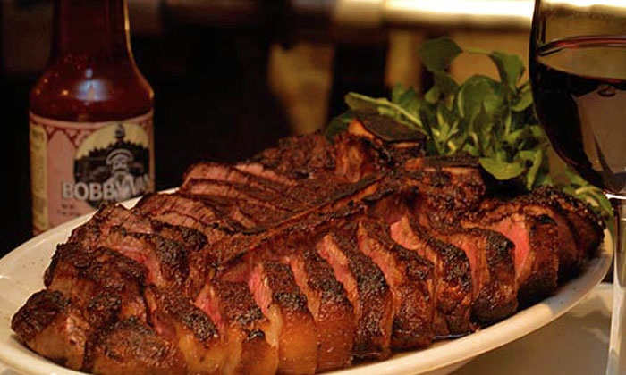 Bobby Van's Steakhouse - Downtown: $50 for $100 Off Your Dinner Bill at Bobby Van's Steakhouse