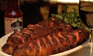 Bobby Van's Steakhouse: $50 for $100 Off Your Dinner Bill at Bobby Van's Steakhouse