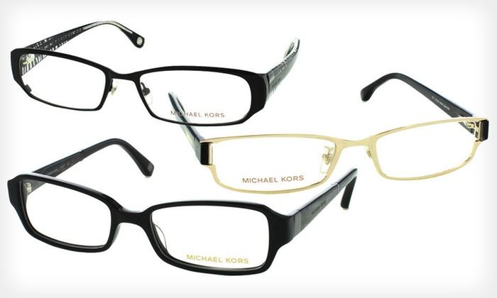 0237a75cad1  79 for Michael Kors Women s Eyeglass Frames