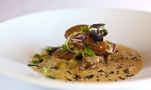 L'Impressionniste: Repas gastronomique de 4 services pour 2 ou 4 personnes au Restaurant L'Impressionniste (jusqu'à 52 % de rabais)