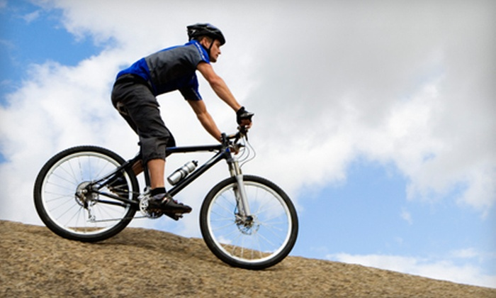 Breaking Away Bicycles - Ross: $40 for a Basic Tune-Up and Wash at Breaking Away Bicycles in Ross ($85 Value)