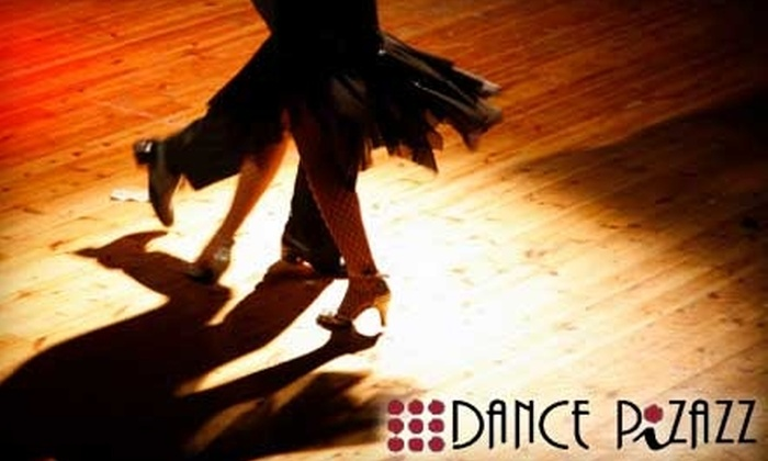 Dance Pizazz - Saint Peters: $25 for Private Ballroom-Dancing Lesson and Admission to Social Dance Party at Dance Pizazz (Up to $74 Value) in St. Peters