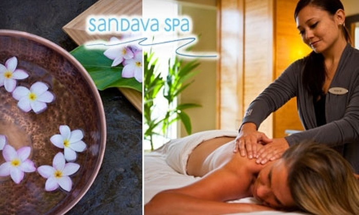 Sandava Spa  - Clearwater: Luxurious Spa Services at Sandava Spa. Choose from Three Options.