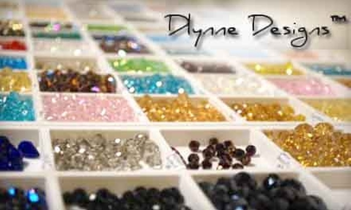 Dlynne Designs - Fort Myers: $30 for One Fused-Glass Jewelry-Making Class at Dlynne Designs