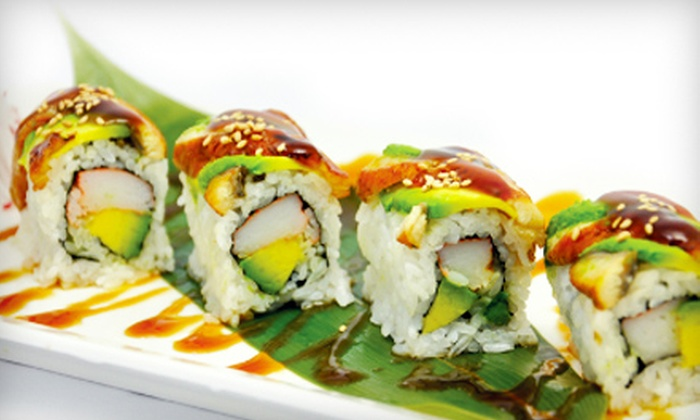 Umi Sushi - Hauppauge: $20 for $40 Worth of Sushi and Japanese Entrees at Umi Sushi in Hauppauge