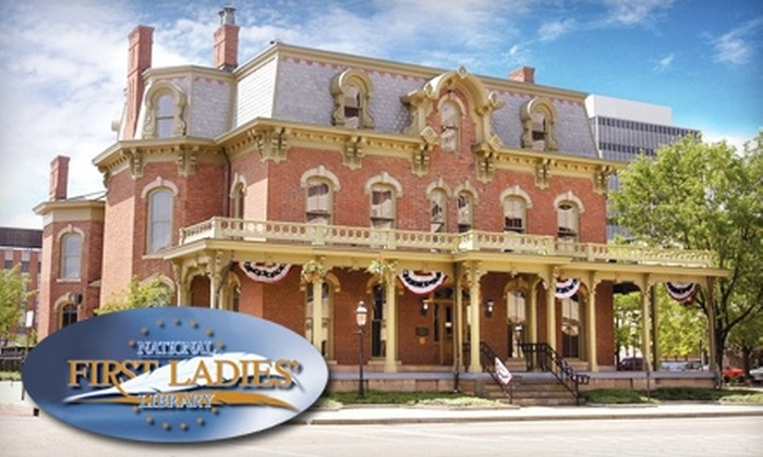 National First Ladies' Library - Canton: $7 for Two General-Admission Tickets to the National First Ladies' Library