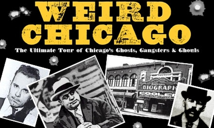 Weird Chicago Tours  - Chicago: $20 for any Tour at Weird Chicago Tours ($30 Value)
