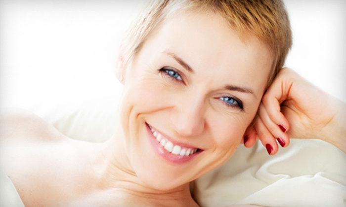 A Nu Yu Salon - Guilford Center: $60 for One Vasculyse Treatment at A Nu Yu Salon in Guilford ($125 Value)