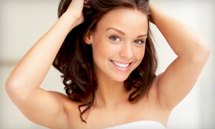 Seshi Organic Salon - Shiloh Canyon: Men or Women's Spa Package at Seshi Organic Salon in Scottsdale (Up to 68% Off)
