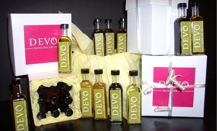 $40 Groupon to Devo Olive Oil Co. - Devo Olive Oil Co. in Myrtle Beach