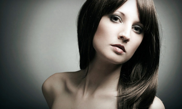 Vicky Raybon Haircare at Salon Amenity - Seattle: Haircut and Keratin Smoothing Treatment from Vicky Raybon Haircare at Salon Amenity in Bellevue ($300 Value)