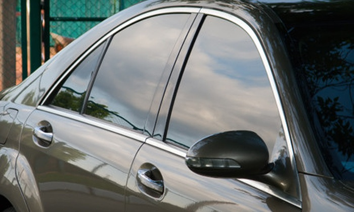 Auto Styles - Clearwater: Auto-Glass Tinting for Front Two Windows, a Car, or an SUV at Auto Styles in Clearwater (Up to 54% Off)
