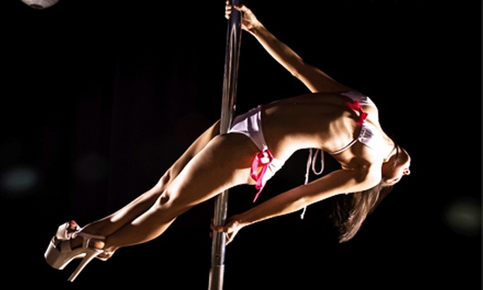 BeSpun - Hollywood: Pole-Dancing Class, Eight-Week Workshop, or Party for Up to Eight at BeSpun (Up to 72% Off)