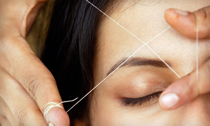 Surbhi's Touch of India - Evansville: Threading or Waxing Services at Surbhi's Touch of India