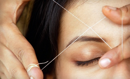 Surbhi's Touch of India: $20 Worth of Facial Threading Services - Surbhi's Touch of India in Evansville