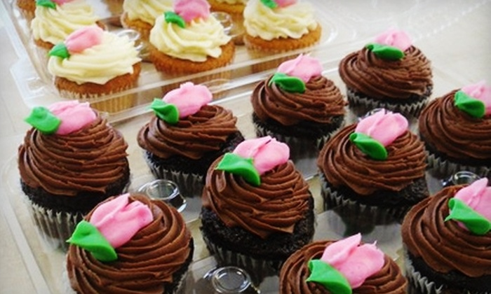 Betty Jane's Bakeshoppe - Far North Central: $12 for a Dozen Cupcakes at Betty Jane's Bakeshoppe ($24 Value)