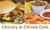 Chicory and Chives Café - Tulsa: $5 for $10 Worth of Country and Cajun Cuisine at Chicory & Chives Café