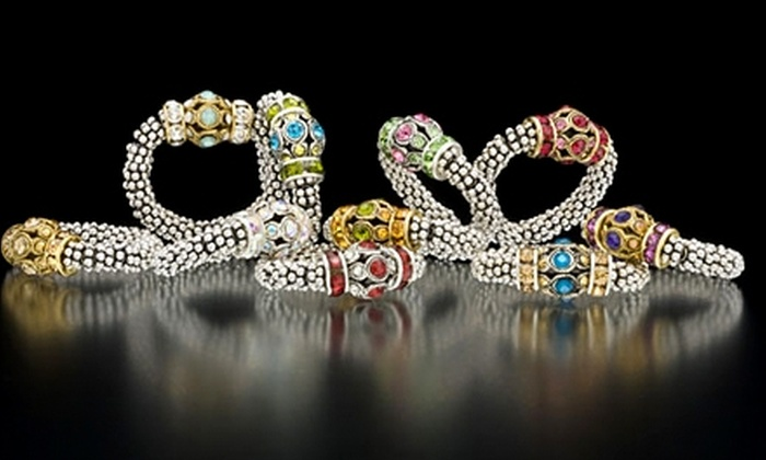 Kelly Colleen - Multiple Locations: $43 for Two Handcrafted Designer Rings from Kelly Colleen ($86 Value)