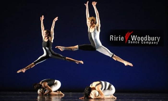 Ririe-Woodbury Dance Company - Multiple Locations: $30 for Two Tickets to Any 2010–11 Season Show at the Ririe-Woodbury Dance Company ($60 Value)
