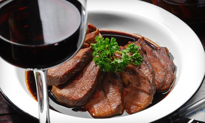 Bottled Grapes - Multiple Locations: $40 for a Wine-Pairing Class for Two at Bottled Grapes ($80 Value)