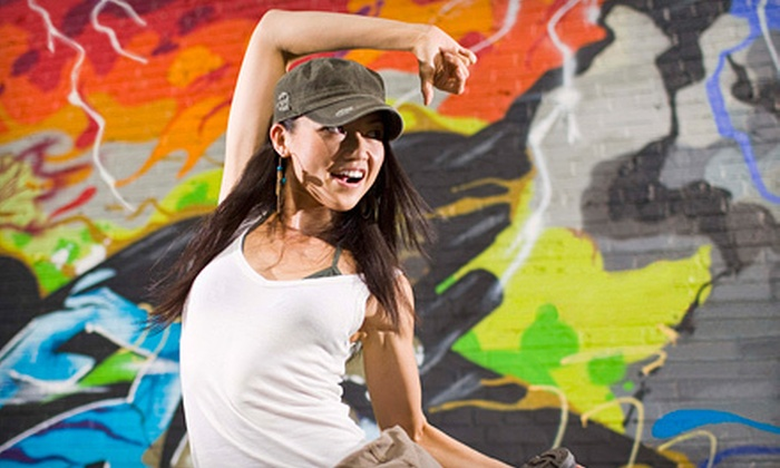 Madison Dance Studio - Monroe Avenue Residents Coalition: Five Intro Hip-Hop Classes or a Hip-Hop Package with Five Classes and a Private Lesson at Madison Dance Studio (67% Off)